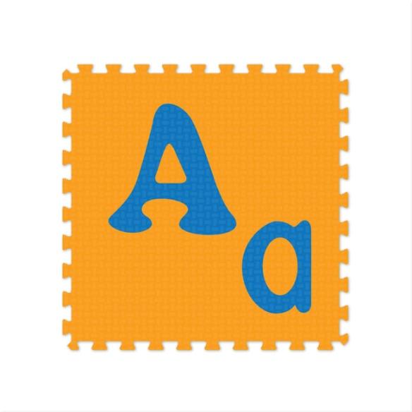puzzle abjad