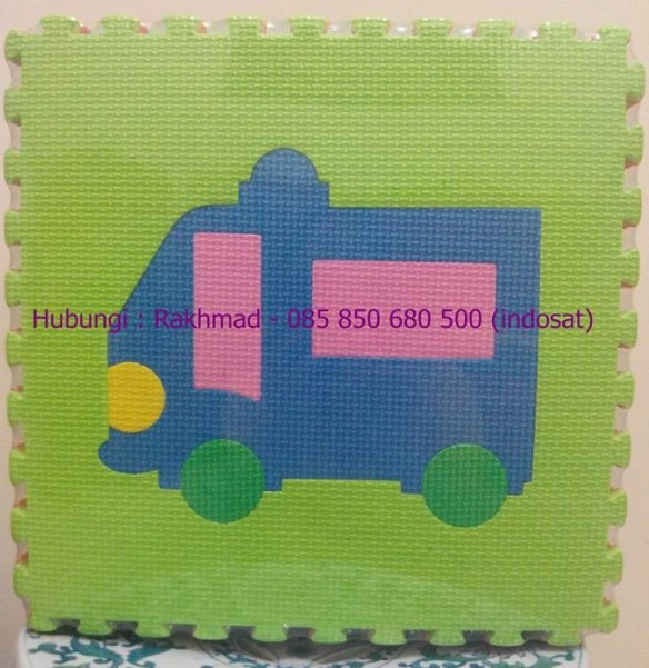 playmat puzzle transport